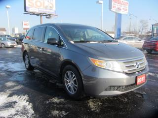 Used 2011 Honda Odyssey EX-L for sale in Hamilton, ON