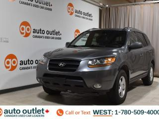Used 2009 Hyundai Santa Fe GL Fwd Htd seats Sunroof for sale in Edmonton, AB