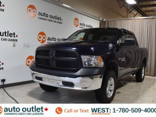 Used 2016 RAM 1500 ST 5.7L V8 4wd Crew cab for sale in Edmonton, AB