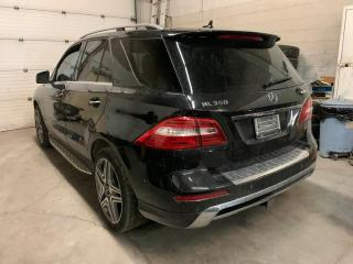 Used 2014 Mercedes-Benz M-Class ML 350 BlueTEC for sale in Toronto, ON