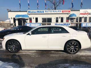 Used 2014 Chrysler 300 300S-NAVI-ACCIDENT FREE for sale in Stoney Creek, ON