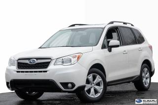 Used 2016 Subaru Forester 2.5 Touring Pkg for sale in Brossard, QC