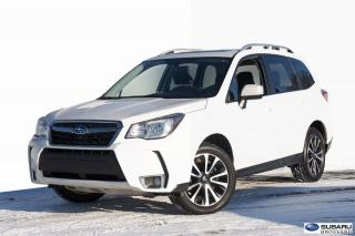Used 2017 Subaru Forester 2.0XT Premier Tech Pkg *Eyesight* for sale in Brossard, QC
