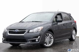 Used 2016 Subaru Impreza Sport Pkg for sale in Brossard, QC