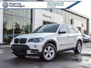 Used 2009 BMW X5 35D DIESEL!! AWD! LEATHER + ROOF for sale in Pickering, ON
