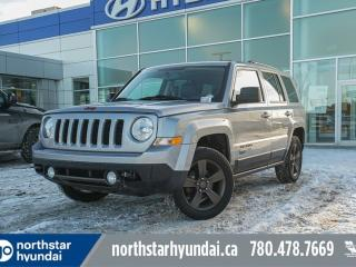 Used 2016 Jeep Patriot 75TH ANNIVERSARY/LEATHER/SUNROOF/BACKUPCAM for sale in Edmonton, AB