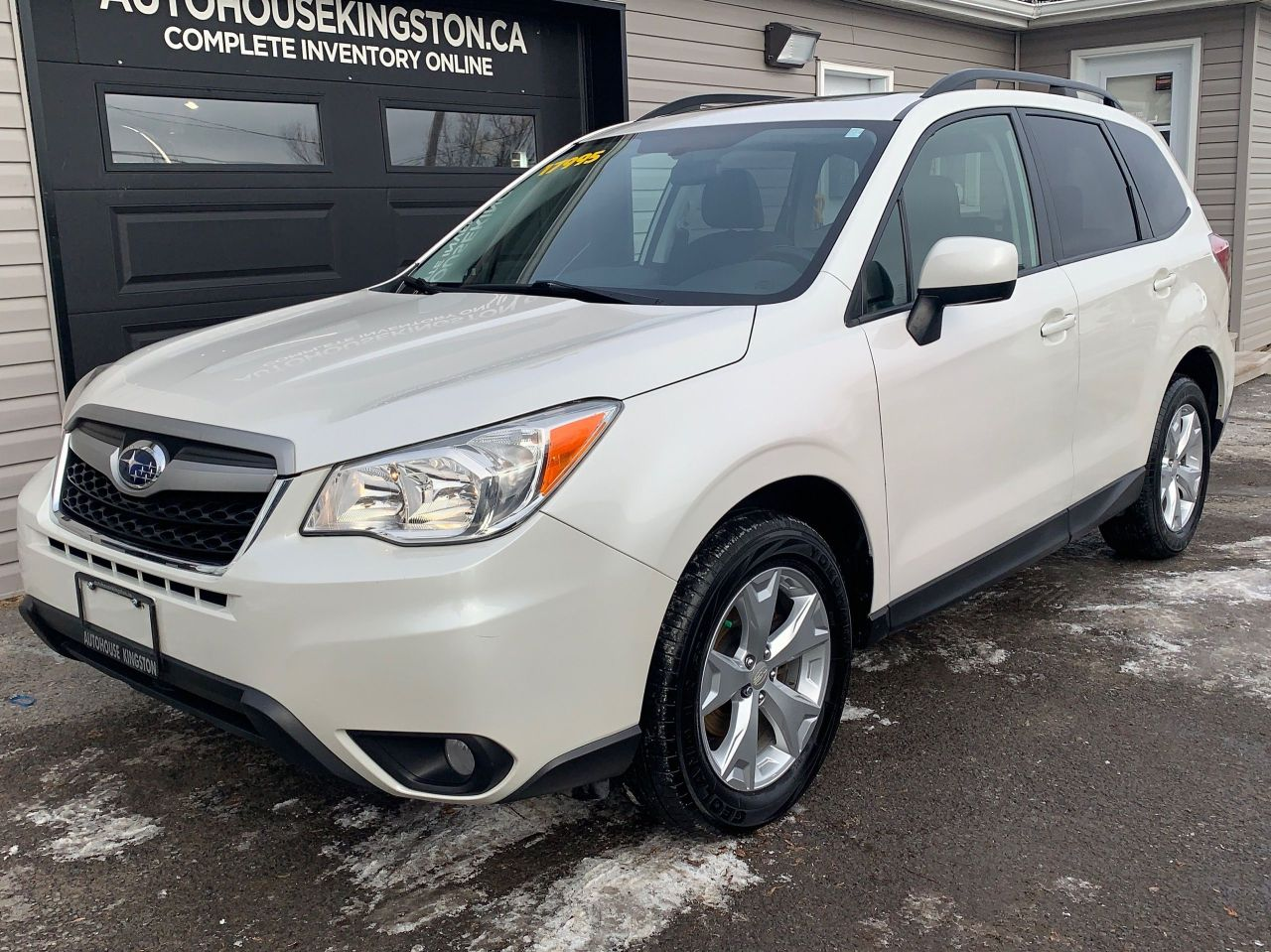 2014 Subaru Forester Touring with Moonroof