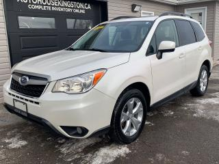 Used 2014 Subaru Forester Touring with Moonroof for sale in Kingston, ON