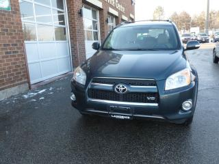 Used 2009 Toyota RAV4 LIMITED  for sale in Weston, ON