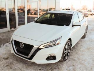 New 2020 Nissan Altima 2.5 PLATINUM SUNROOF BACK UP CAMERA for sale in Edmonton, AB