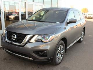 New 2020 Nissan Pathfinder S BACK UP CAMERA BLUETOOTH for sale in Edmonton, AB