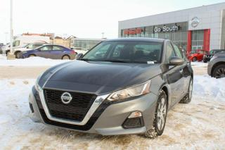 New 2020 Nissan Altima S BACK UP CAMERA BLUETOOTH for sale in Edmonton, AB