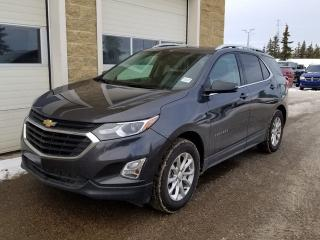 Used 2018 Chevrolet Equinox LT / Sunroof / Back Up Camera for sale in Edmonton, AB