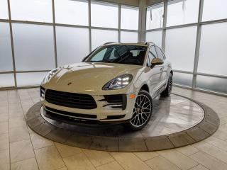 New 2019 Porsche Macan S for sale in Edmonton, AB