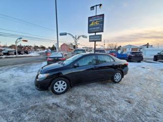 Used 2009 Toyota Corolla for sale in Rimouski, QC
