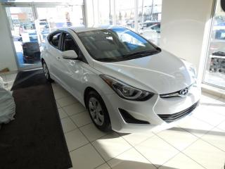 Used 2016 Hyundai Elantra L+ AUTO TRACTION AVANT A/C GROUPE ÉLECTR for sale in Dorval, QC