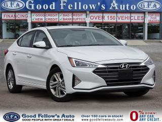 Used 2019 Hyundai Elantra PREFERRD, SUNROOF, REARVIEW CAMERA, HEATED SEATS for sale in Toronto, ON