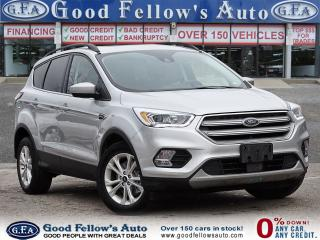 Used 2018 Ford Escape SEL MODEL, 1.5L ECO, 4WD, LEATHER SEATS, PANROOF for sale in Toronto, ON