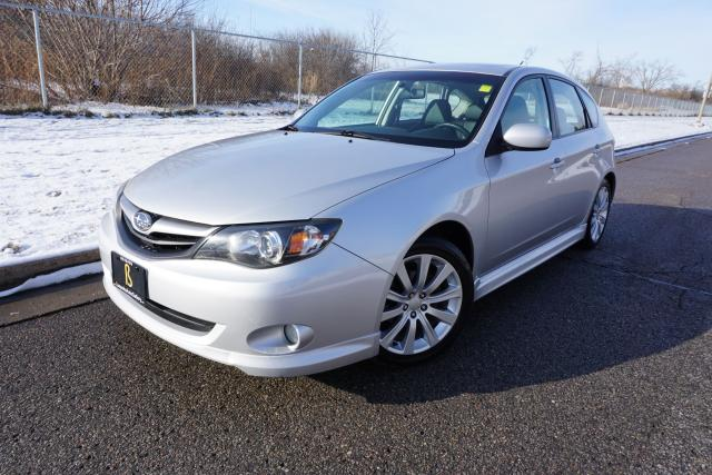 2010 Subaru Impreza ONE OWNER / NO ACCIDENTS / MANUAL / LEATHER