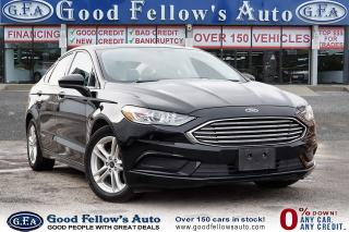 Used 2018 Ford Fusion SE MODEL, REARVIEW CAMERA, POWER SEATS for sale in Toronto, ON