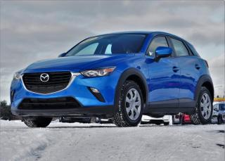 Used 2017 Mazda CX-3 GX / AWD / JAMAIS ACCIDENTE! for sale in St-Georges, QC