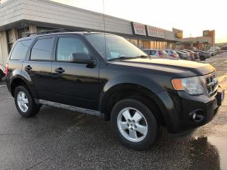 Used 2009 Ford Escape XLT, One Owner, Accident Free, Warranty, Certified for sale in Woodbridge, ON