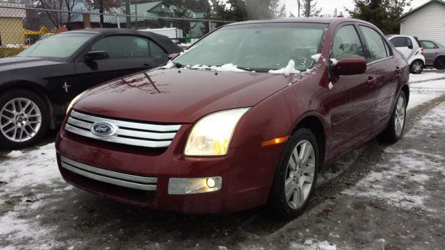 2006 Ford Fusion V6 SEL