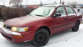 Used 1995 Toyota Corolla Base for sale in West Kelowna, BC