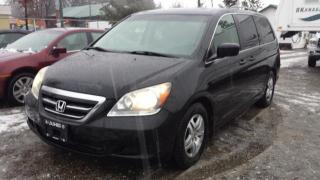 Used 2005 Honda Odyssey EX W/ LEATHER DVD AN for sale in West Kelowna, BC