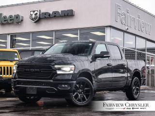 New 2020 RAM 1500 Night Edition for sale in Burlington, ON