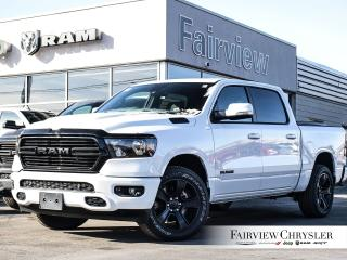 New 2020 RAM 1500 Big Horn Night Edition for sale in Burlington, ON