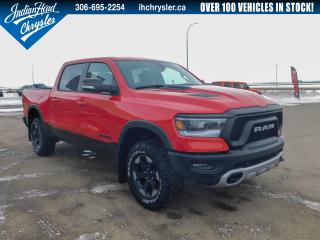New 2020 RAM 1500 Rebel 4x4 | Sunroof | HEMI | Leather for sale in Indian Head, SK