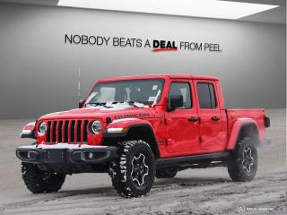 New 2020 Jeep Gladiator Rubicon 4x4 for sale in Mississauga, ON