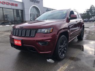 New 2019 Jeep Grand Cherokee Altitude 4x4 V6 for sale in Hamilton, ON