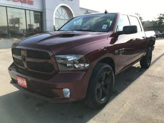 New 2019 RAM 1500 Classic Express Crew 4x4 V8 Night Package for sale in Hamilton, ON
