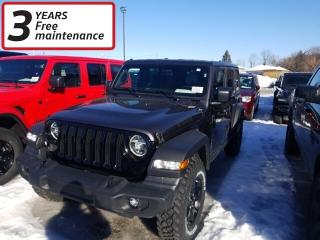 New 2020 Jeep Wrangler Unlimited Willys Edition for sale in Smiths Falls, ON