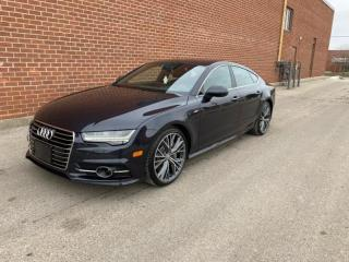 Used 2016 Audi A7 4dr HB quattro 3.0T for sale in Mississauga, ON