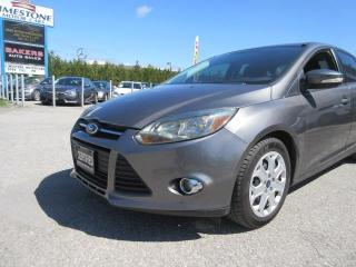 Used 2012 Ford Focus 4dr Sdn SE / ACCIDENT FREE for sale in Newmarket, ON