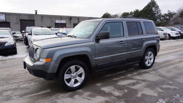 2012 Jeep Patriot SPORT 5SPD CERTIFIED 2YR WARRANTY *FREE ACCIDENT* CRUISE AUX ALLOYS