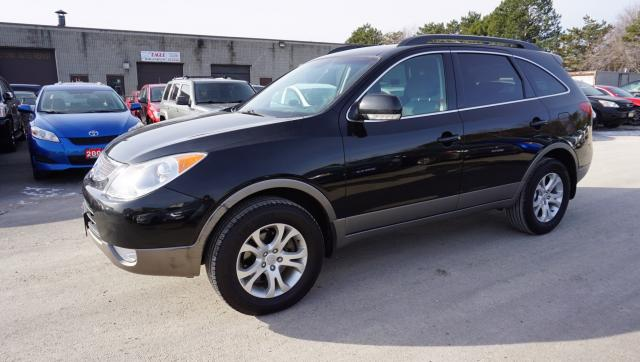 2011 Hyundai Veracruz GLS *7 PASSENGERS* CERTIFIED 2YR WARRANTY BLUETOOTH HEATED SEATS ALLOYS