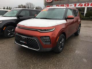 New 2020 Kia Soul EX+ IVT for sale in Port Dover, ON
