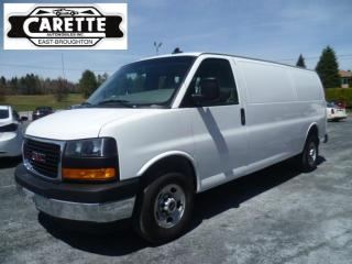 Used 2018 GMC Savana Allongee 3/4 tonne for sale in East broughton, QC