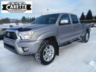 Used 2015 Toyota Tacoma Limited 4x4 for sale in East broughton, QC