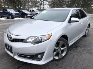 Used 2014 Toyota CAMRY SE 2WD for sale in Cayuga, ON