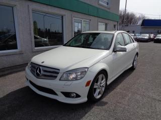 Used 2010 Mercedes-Benz C-Class C 300 berline 4 portes 4MATIC for sale in St-Jérôme, QC