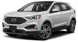 New 2020 Ford Edge Titanium for sale in Calgary, AB