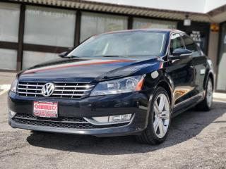 Used 2012 Volkswagen Passat 2.5L Highline Navigation | Sunroof | Heated Seats for sale in Waterloo, ON