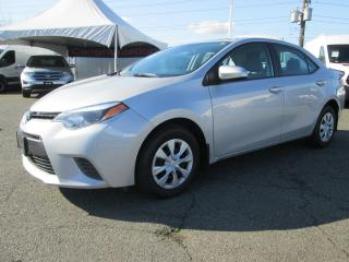 Used 2015 Toyota Corolla Bluetooth, Easy to Drive, Reliable, Super Clean for sale in Vancouver, BC
