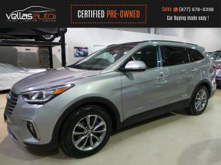 Used 2018 Hyundai Santa Fe XL Luxury LUXURY AWD| NAVI| PANO ROOF| LEATHER| 7PASS for sale in Vaughan, ON
