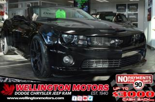 Used 2013 Chevrolet Camaro 2SS ~ Low Low K's ~ Never Winter Driven !! for sale in Guelph, ON